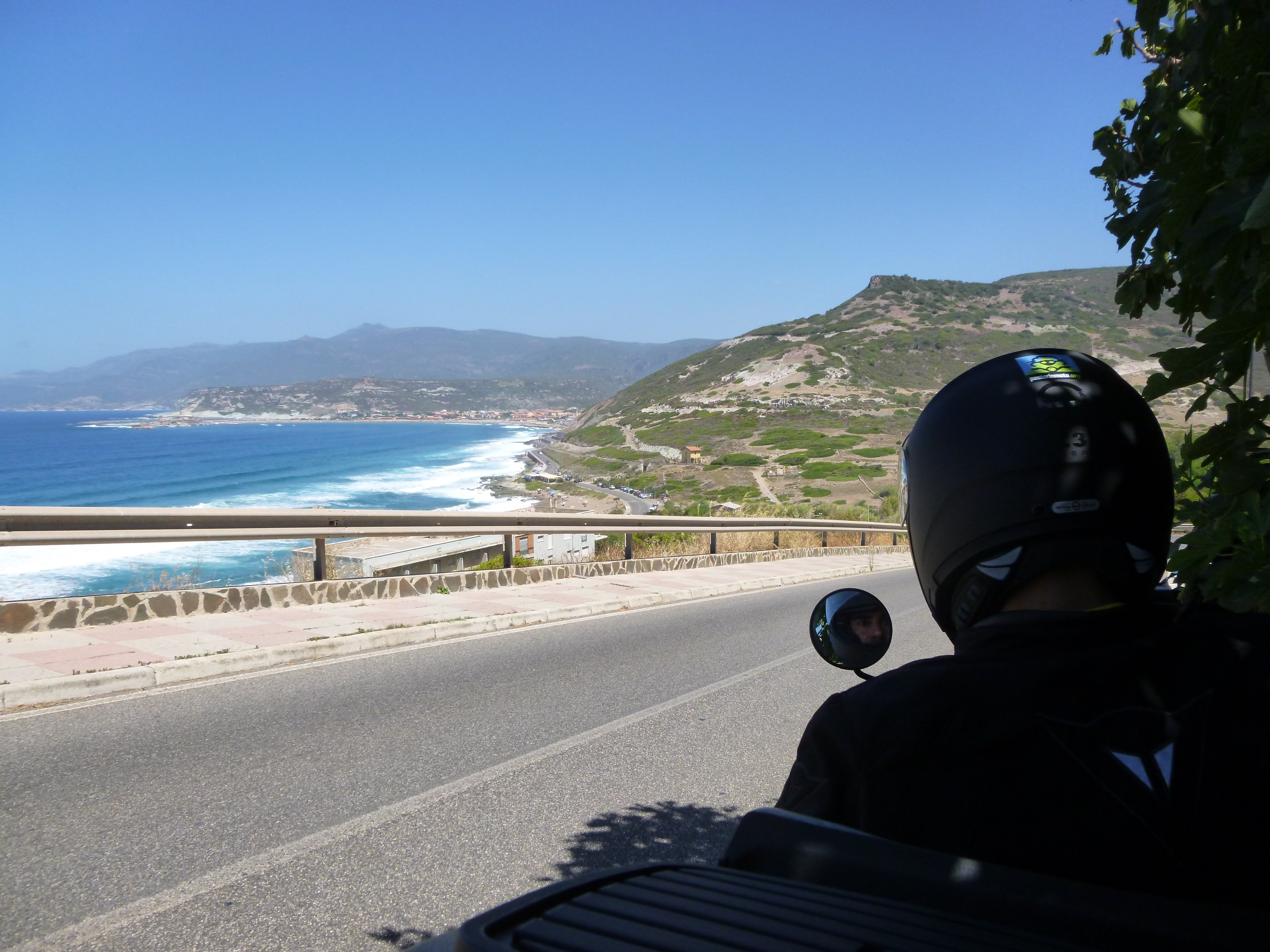 Regeneration with Motorbikes: 4 Days On-Road